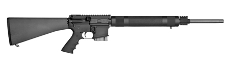 Stag Arms 800003 Stag 15 Super Varminter Semi-Automatic 6.8mm Remington SPC II 20.7 HB 10+1 Magpul MOE Rifle Stock Black Stk Black Hardcoat Anodized in.