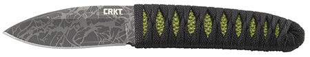 Columbia River 2470 Lucas Burnley Utility Knife 2.8 8C13MoV Drop Point Paracord in.