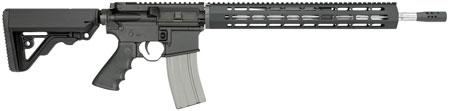 Rock River Arms AR1700 LAR-15 R3 Competition Rifle Semi-Automatic 223 Remington|5.56 NATO 18 30+1 RRA Operator CAR Stk Black in.